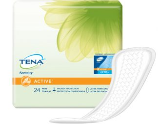 TENA Serenity Active Ultra Thin Long