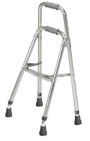 Drive Hemi Side Step Folding Walker Adul